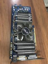 Asus NVIDIA GEFORCE 9800 GTX 512MB Dual DVI GRAPHICS CARD