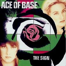 "Ace of Base ""The Sign"" w/ All That She Wants, Don't Turn Around, title & more"