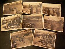 8 photos 1938 cina yunnan prova vendita mortaio brandt militare cinese gal hoang