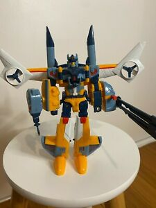 Transformers Cybertron EVAC - Loose - with Cyber Key