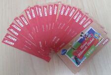 REWE Disney 30 X4 120 Sticker / Sammelbilder 2