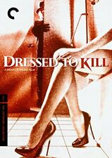 NEW - Dressed to Kill (Criterion Collection)