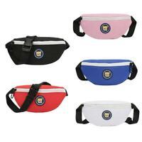 Children Waist Packs Fanny Bags Cartoon Kids Girls Canvas Wallet Chest Bags #Z