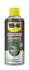 WD40 MOTORCYCLE CHAIN CLEANER 400ML