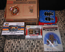 Funko Pop! Marvel Collector Corp Guardian of the galaxy Box