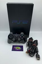 Sony - Playstation 2 Konsole FAT PS2 - Controller - Kabel - SCPH-39004