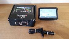 """TomTom Tom Tom Live 825 Boxed 5"""" Touch Screen Sat Nav GPS Grade B<"""
