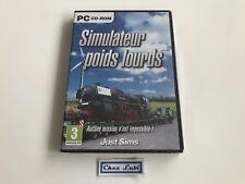 Simulateur Poids Lourds - PC - FR - Neuf Sous Blister