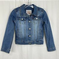 Levi's Red Tab Kid's Denim Jacket Size 10-12 Jean Trucker