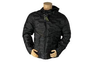 NWT Nike Aeroloft Hooded Running Jacket Sz XL - CU7792 010 - RETAIL $250
