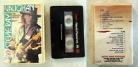 Cassette: Stevie Ray Vaughan Double Trouble Greatest Hits Gamava UAE Inondesia