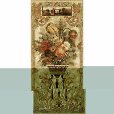Floral Home Décor Materials & Tapestries