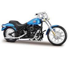 Maisto 1:18 Harley Davidson 2002 FXSTB Night Train MOTORCYCLE BIKE Model IN BOX