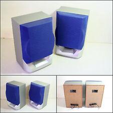 SHARP CP-XP120 2 Way Bookshelf Speakers (40W, 8 Ohms)