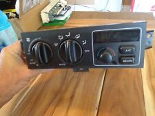 1993 1994 1995 JEEP GRAND CHEROKEE HEATER A/C CLIMATE CONTROL P/N 55036400