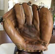LEFTY GOMEZ WILSON PERSONAL MODEL USA MADE VINTAGE BASEBALL GLOVE