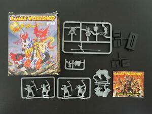 GW Warhammer Fantasy Bretonnia Bretonnian Knight's Retinue 2000 NEW BOXED FT05