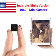 Hot Mini HD Hidden Camera Cam DVR Security Video Recording Motion Detection USA