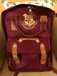 NEW Harry Potter Hogwarts Backpack Satchel - Ships FREE from AR