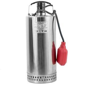 Industriepumpe 1,1KW Profipumpe Feuerwehrpumpe Schmutzwasserpumpe Tauchpumpe