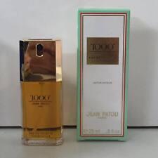 Jean Patou 1000 EDT 25ML Spray New & Rare