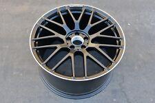 """(1) rear black 20"""" Mercedes GT AMG factory OEM wheel rim A1904010800"""