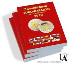 NEU! EURO-Münzen-Katalog 2020 von Leuchtturm Münzkatalog catalogue coins 1.12.19