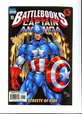 Battlebooks : Captain America . 1998   -  FN / VF