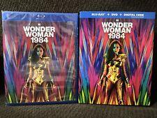 Wonder Woman 1984 (Blu-Ray + Dvd + Digital Code) With Slipcover