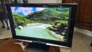 Panasonic 50 inch plasma TV With Remote