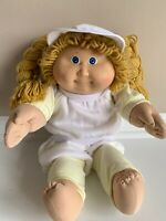 Vintage 1978,1983 Cabbage Patch Kids Original Doll W/ CPK Clothing