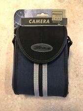DIGITAL CAMERA CARRY CASE BAG POUCH COMPACT TARGUS STRAP & BELT LOOP Size M