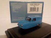 Reliant Regal, Supervan, Blue, Model Cars, Oxford Diecast