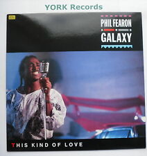 PHIL FEARON & GALAXY - This Kind Of Love - Excellent Con LP Record Ensign ENCL 4