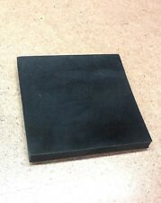 Neoprene Rubber Sheet 1/4