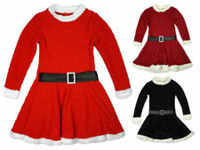 Unbranded Long Sleeve Dresses (2-16 Years) for Girls