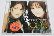 Sister 2 Sister One CD 2000 Signed