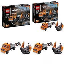 Lego 42060 L'équipe de Réparation Routière