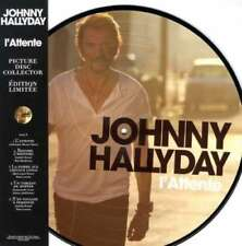 Vinyles Johnny Hallyday pop sans compilation