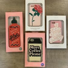 Ban.dō iPhone 7 Silicone Cases - Lot Of 4