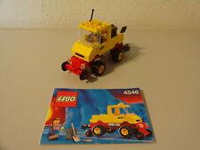LEGO-Eisenbahn 4546 Zweiwege-Unimog Straße//Schiene !!