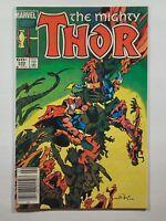 Thor #340 Walt Simonson Cover & Art Odin & Loki Appearance 1984 Marvel Comics