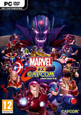 Marvel VS Capcom Infinite PC IT IMPORT CAPCOM