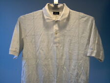 Izod Polo Shirt S Men  Cream Gray Tan New NWT TLC
