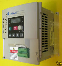 Allen Bradley 0.75HP 230V 161S-AA03NPK IP20 VS Drive AA 03NPK Variable Speed AB