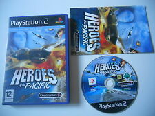 Heroes of the Pacific - PS2 Playstation 2 Play Station PAL ESPAÑA