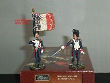 Britains 17363 Guardia Imperiale Francese GUERRA NAPOLEONICA Soldatino COMANDO Set