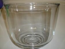 NEW SUNBEAM MIXER, OSTER KITCHEN CENTER SMALL GLASS MIXING BOWL