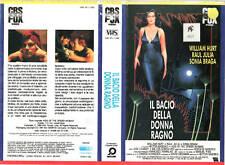 IL BACIO DELLA DONNA RAGNO (1985) VHS