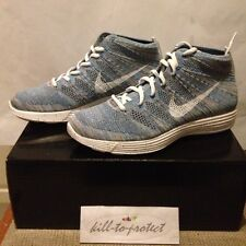 NIKE HTM LUNAR Flyknit CHUKKA SP Snow Pack US 11 UK 10 NRG 599347-410 Mixture